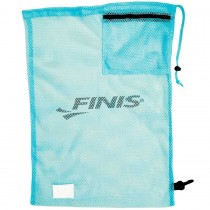 FINIS Mesh Gear Bag Aquablauw