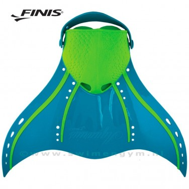 FINIS Aquarius monofin kleur Tropical Teal