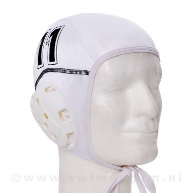 S-Line waterpolocap wit