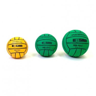 EPSAN Mini Waterpolo Ballen
