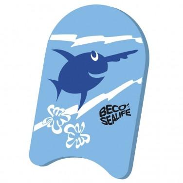 Zwemplank SEALIFE blauw