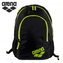 ARENA Tas Medium Spiky 2 Zwart/geel