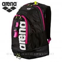 ARENA Fastpack 2.1 Zwart/fuchsia