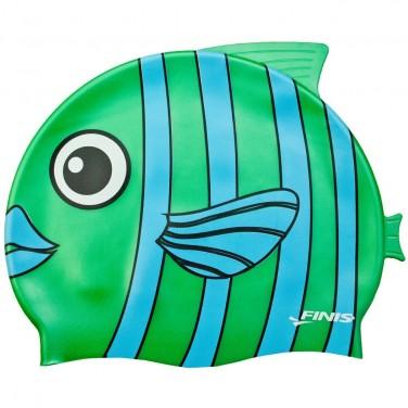 FINIS Emerald Fish cap