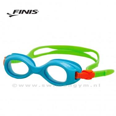 FINIS Helio Aquablauw