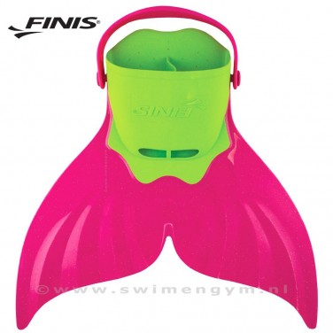 FINIS Mermaids Vin Pacifica Pink