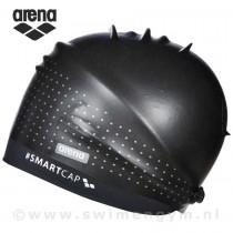 ARENA Smart Cap Training zwart/zwart