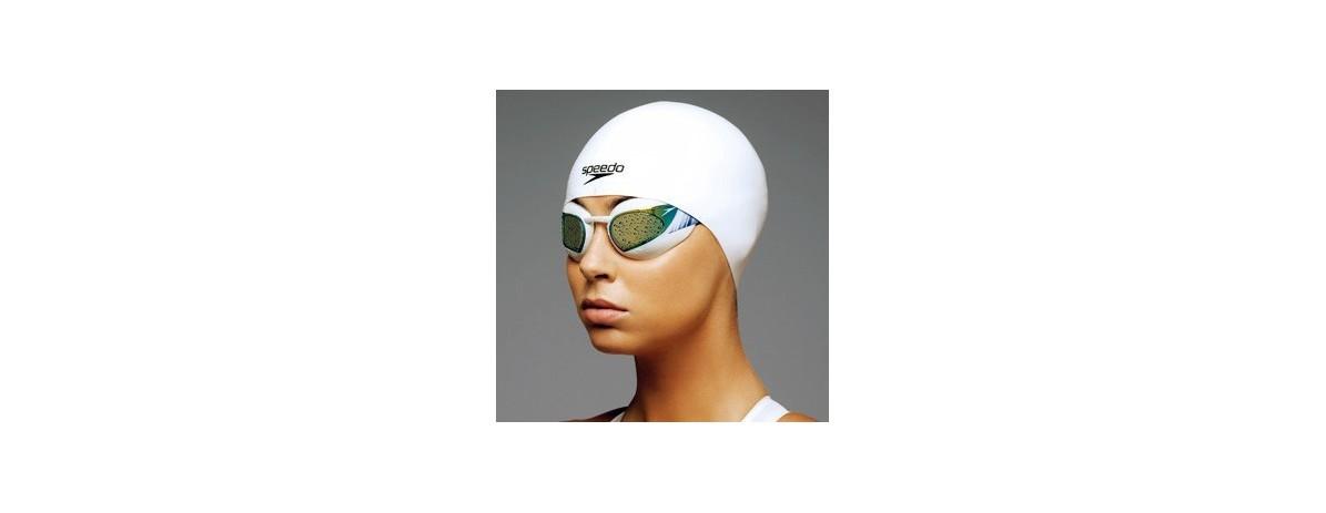 Silicone badmutsen bij Swim en Gym (S&G) Sports