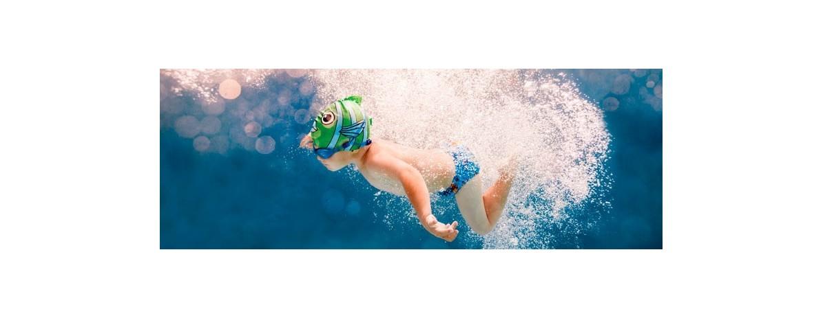 Badmutsen voor de kids bij Swim en Gym (S&G) Sports